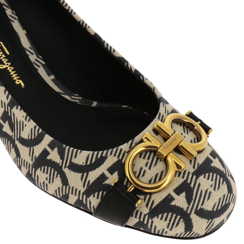 Shoes women Salvatore Ferragamo black 3