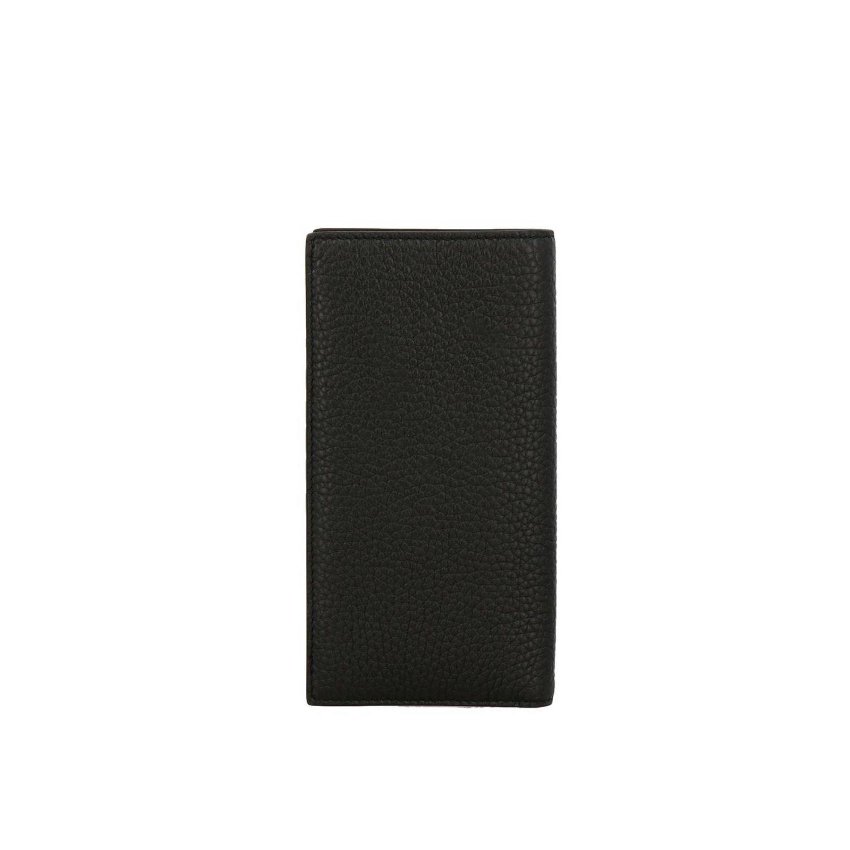 Wallet men Salvatore Ferragamo black 3