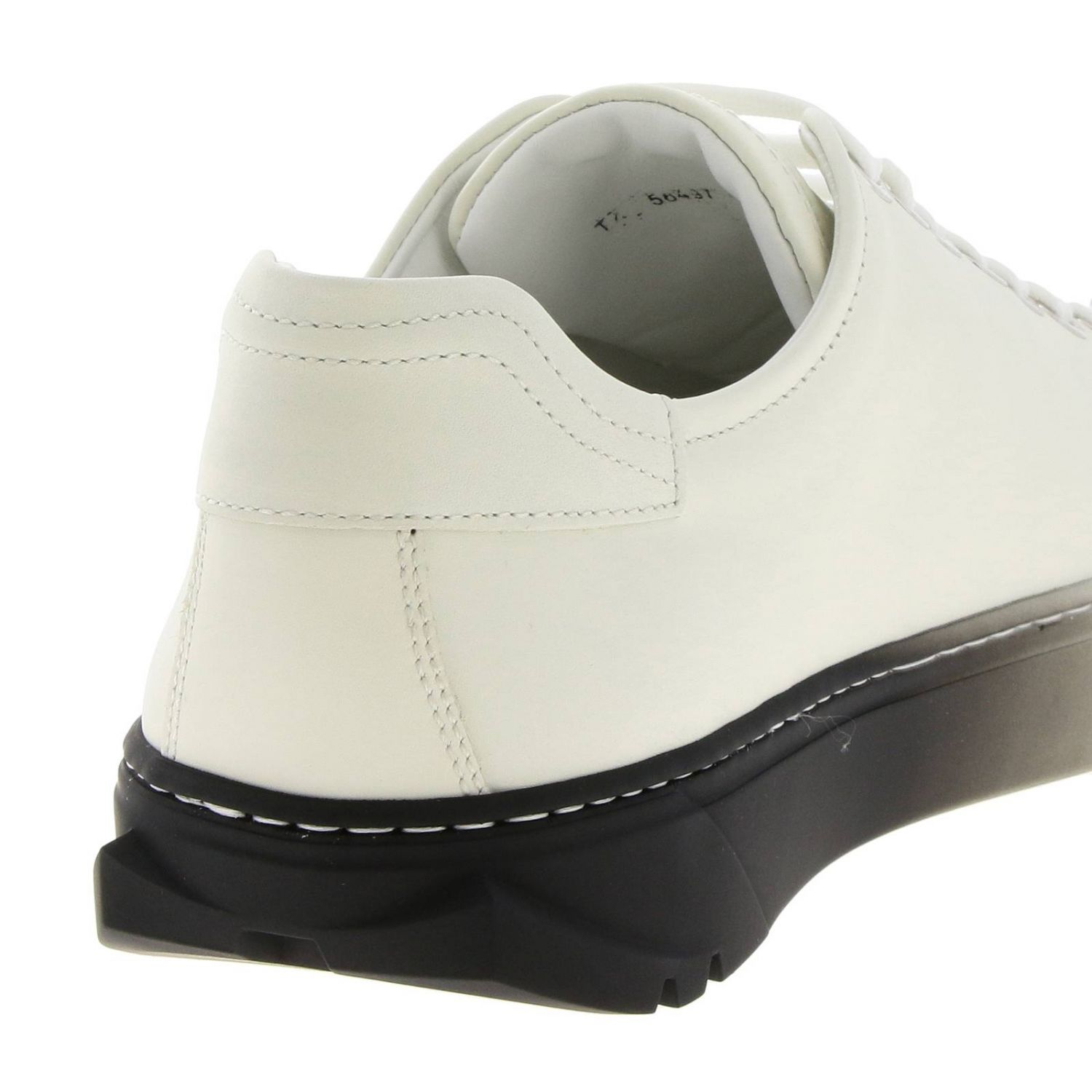 Shoes men Salvatore Ferragamo white 4