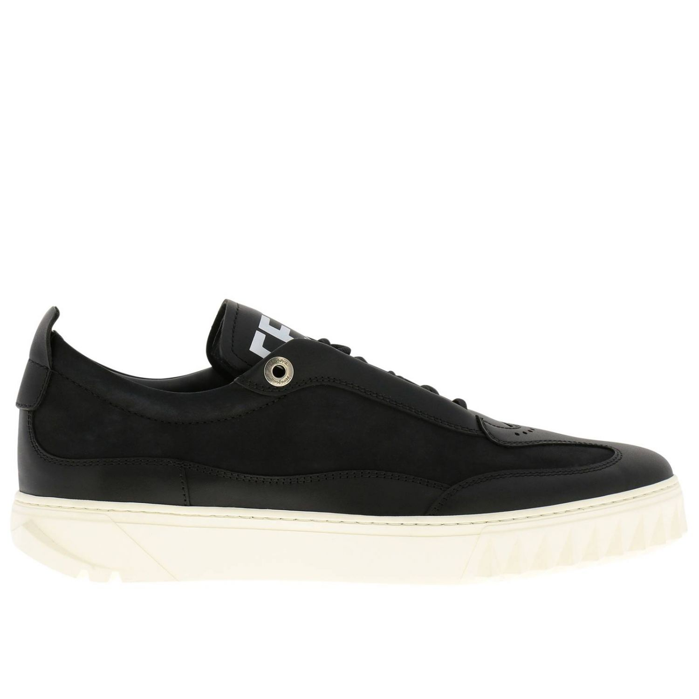 Chaussures homme Salvatore Ferragamo noir 1