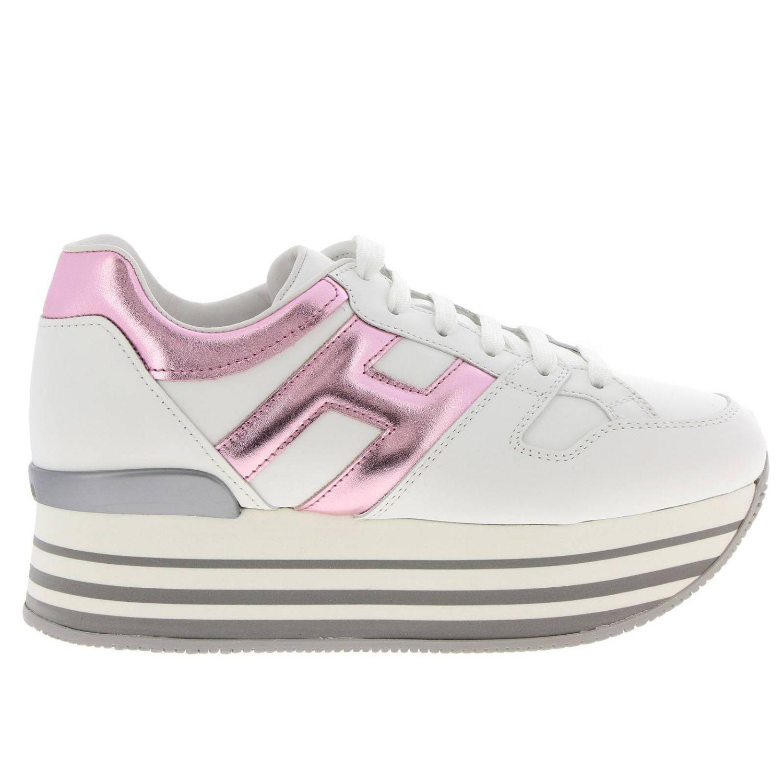 Shoes women Hogan pink 1