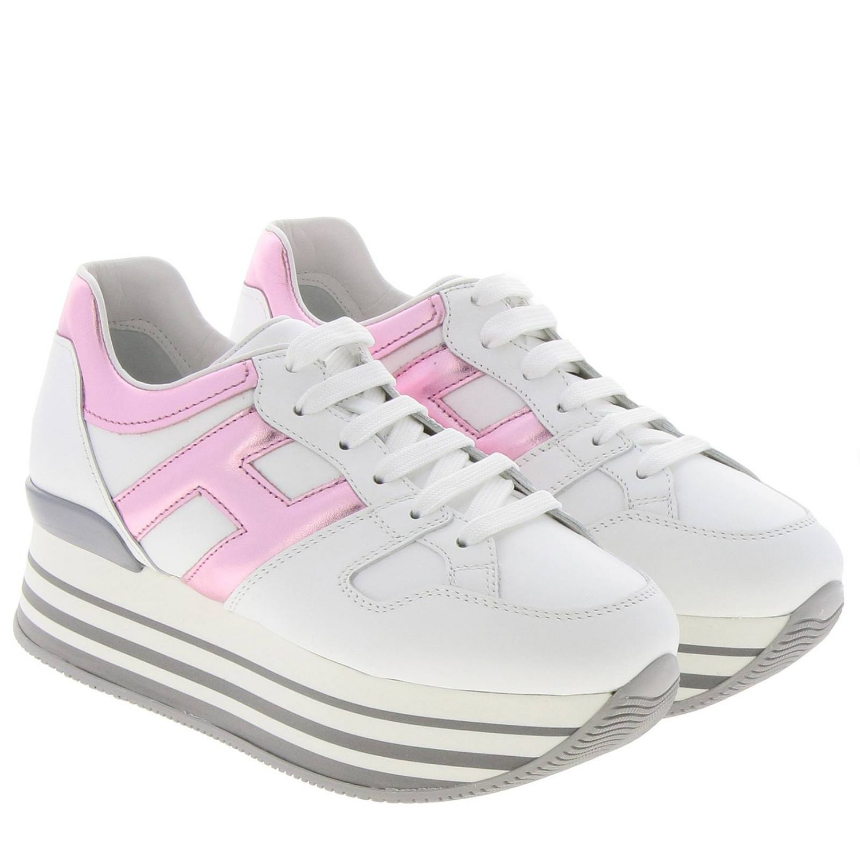 Shoes women Hogan pink 2