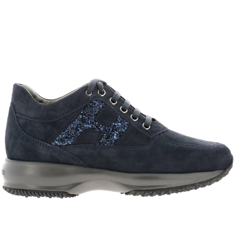 Обувь Женское Hogan синий 1