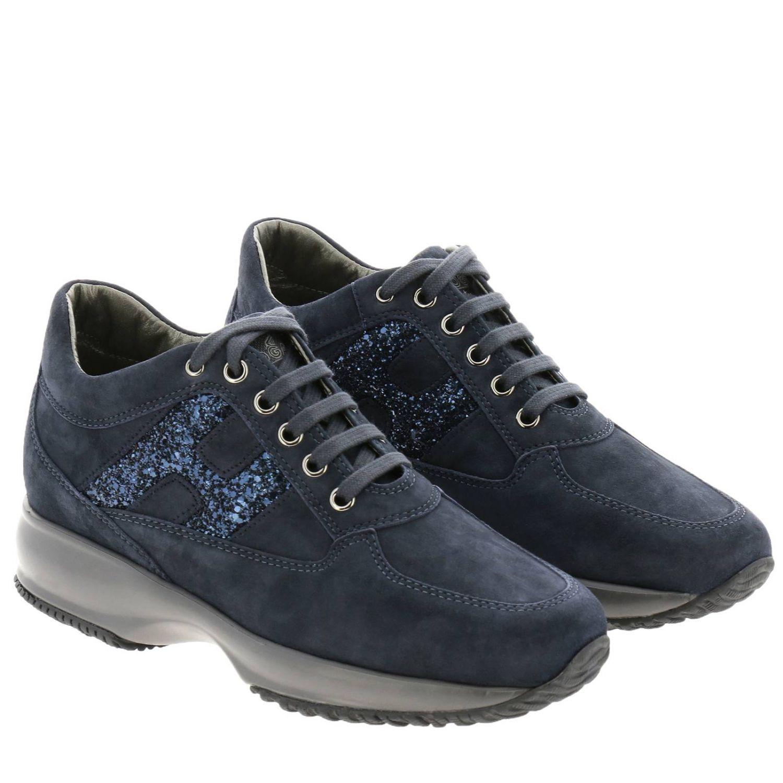 Обувь Женское Hogan синий 2