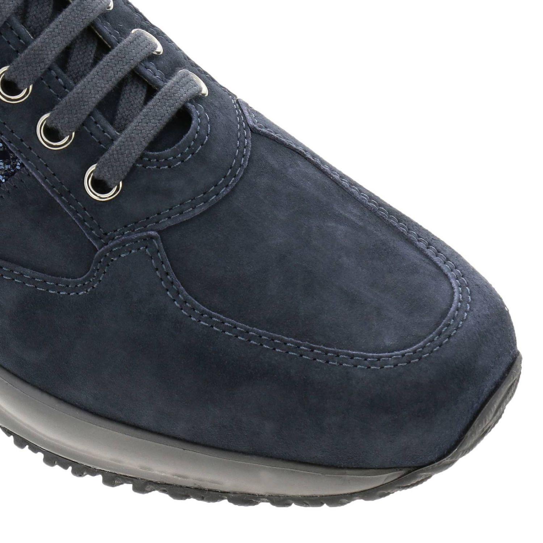 Обувь Женское Hogan синий 3