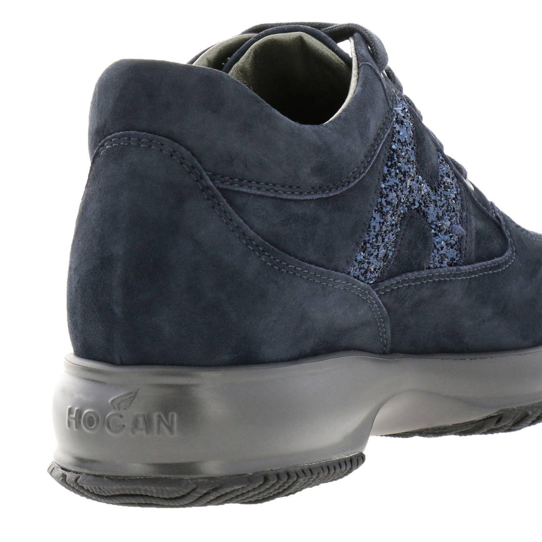 Обувь Женское Hogan синий 4