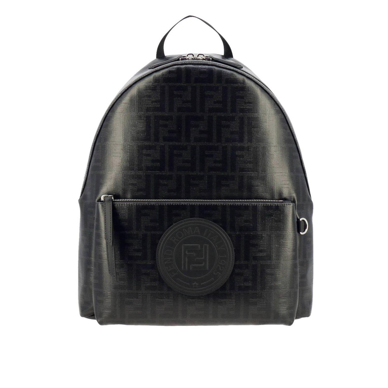 Bags men Fendi black 1