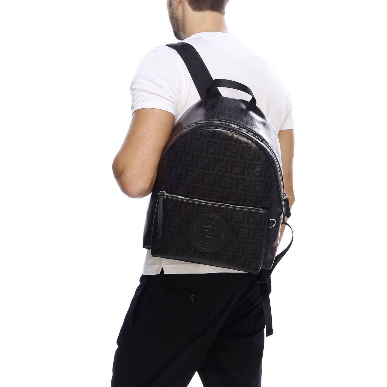 Bags men Fendi black 2