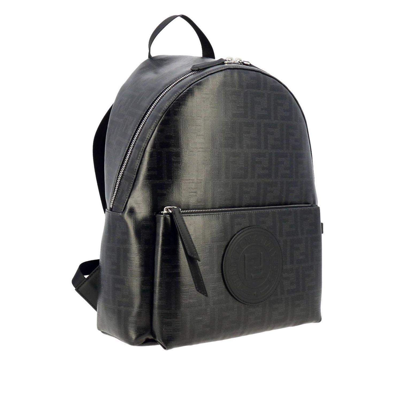 Bags men Fendi black 3