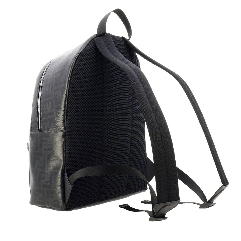 Bags men Fendi black 4