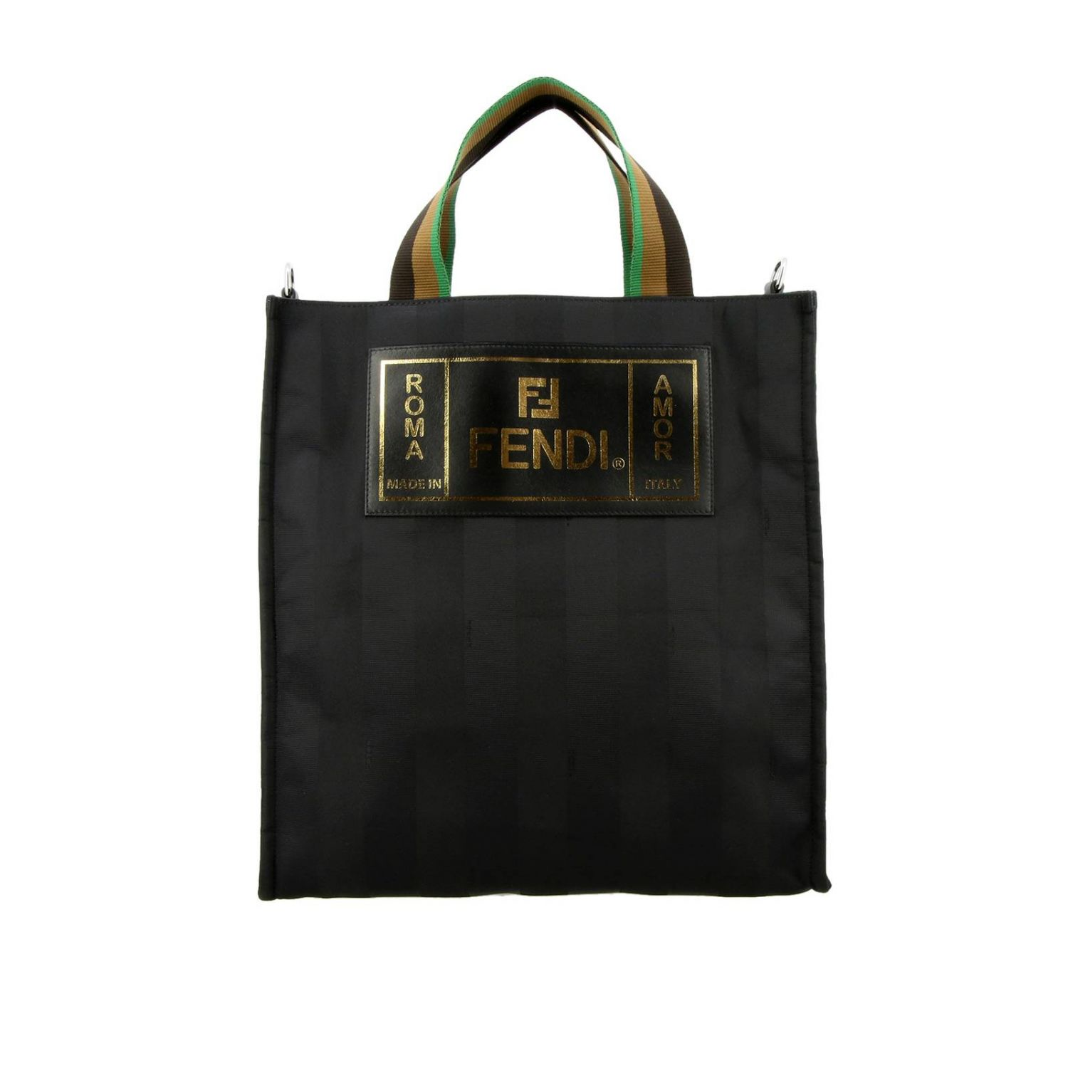 Bags men Fendi black 1