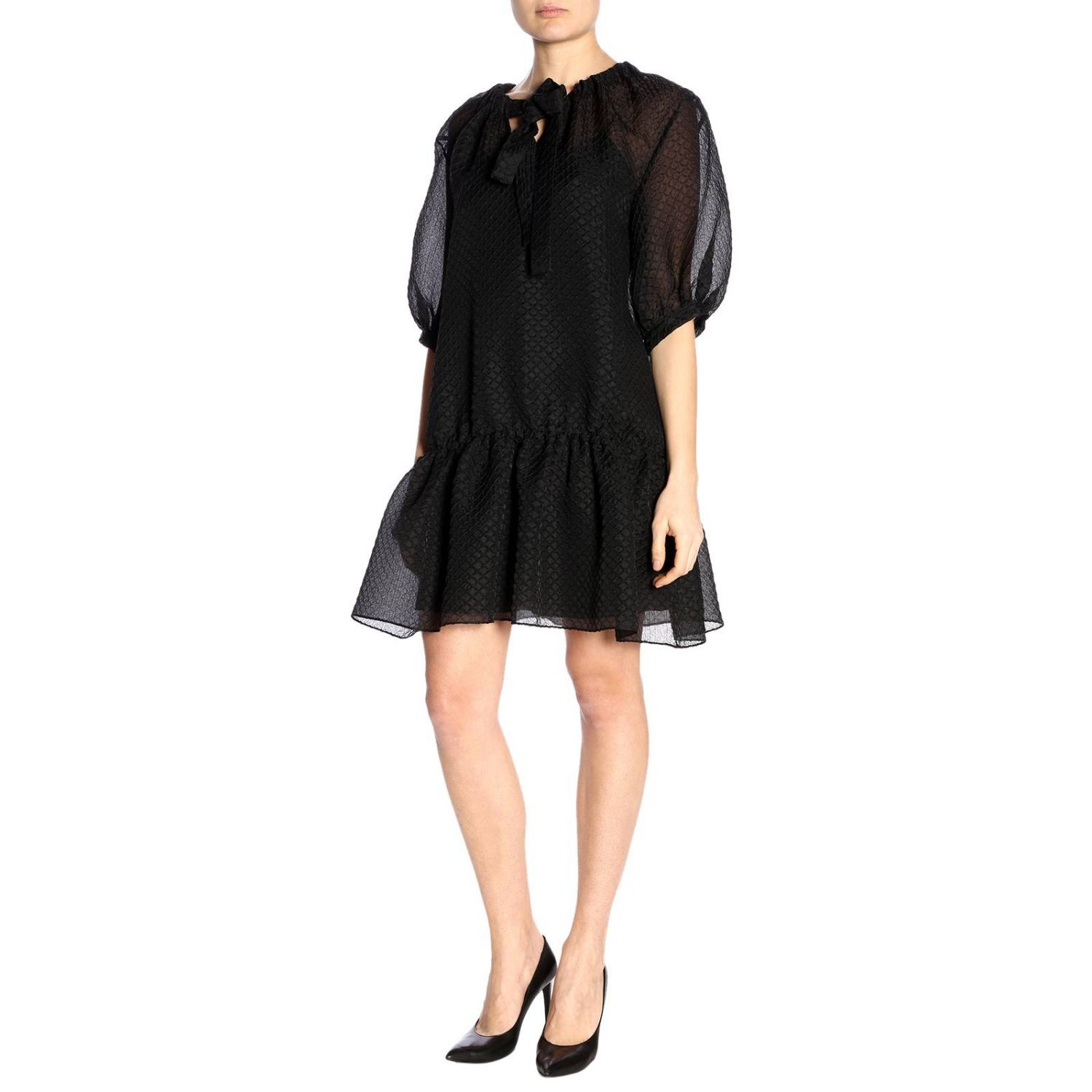 Dress women Boutique Moschino black 4