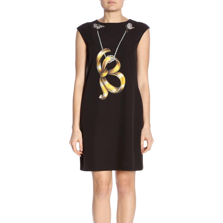 Dress women Boutique Moschino black 1
