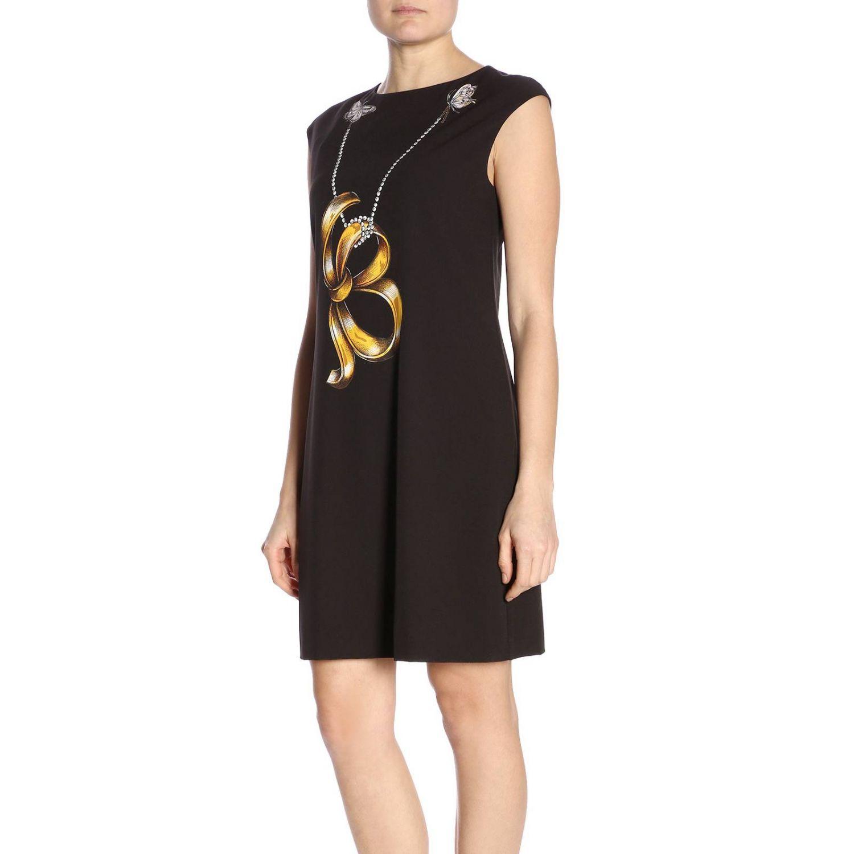 Dress women Boutique Moschino black 2