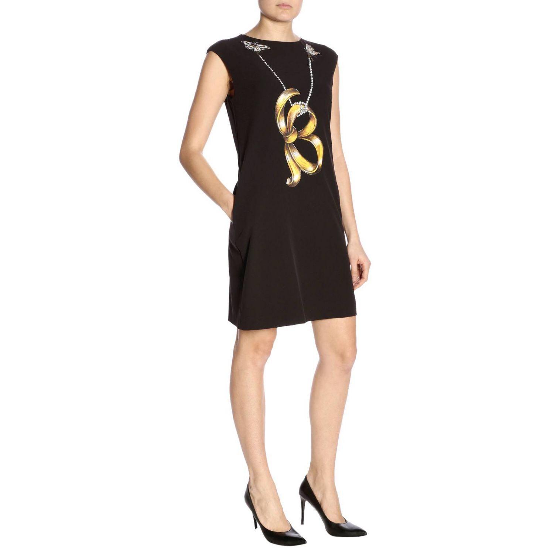 Dress women Boutique Moschino black 4