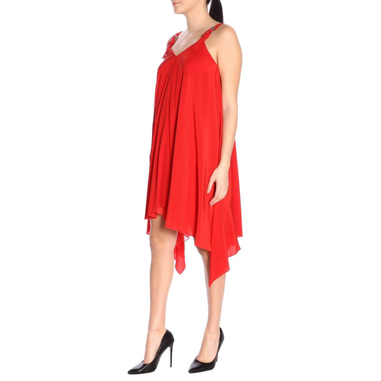 Dress women Boutique Moschino red 2