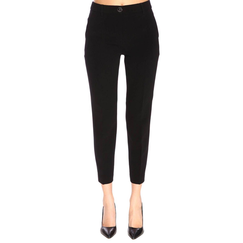 Trousers women Boutique Moschino black 1