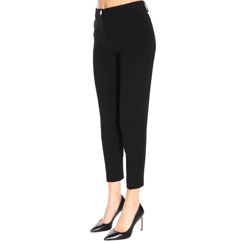 Trousers women Boutique Moschino black 2