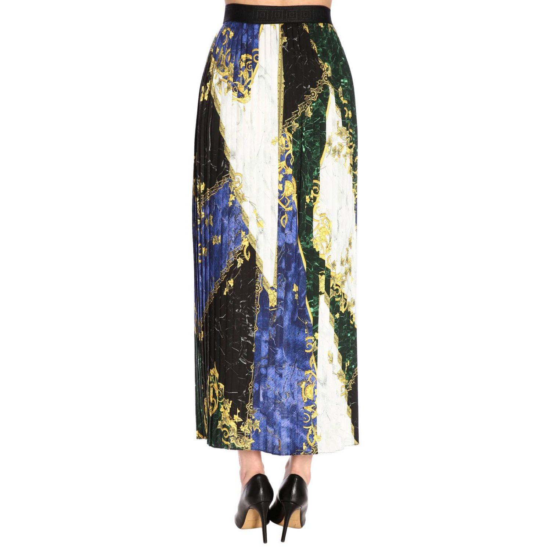 Skirt women Versace Collection blue 3