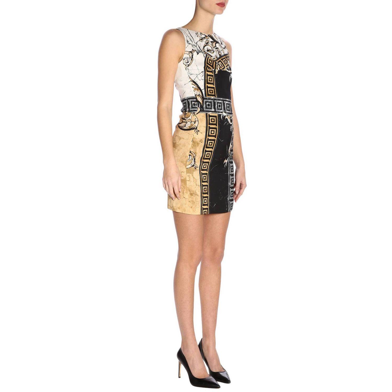 Dress women Versace Collection black 4