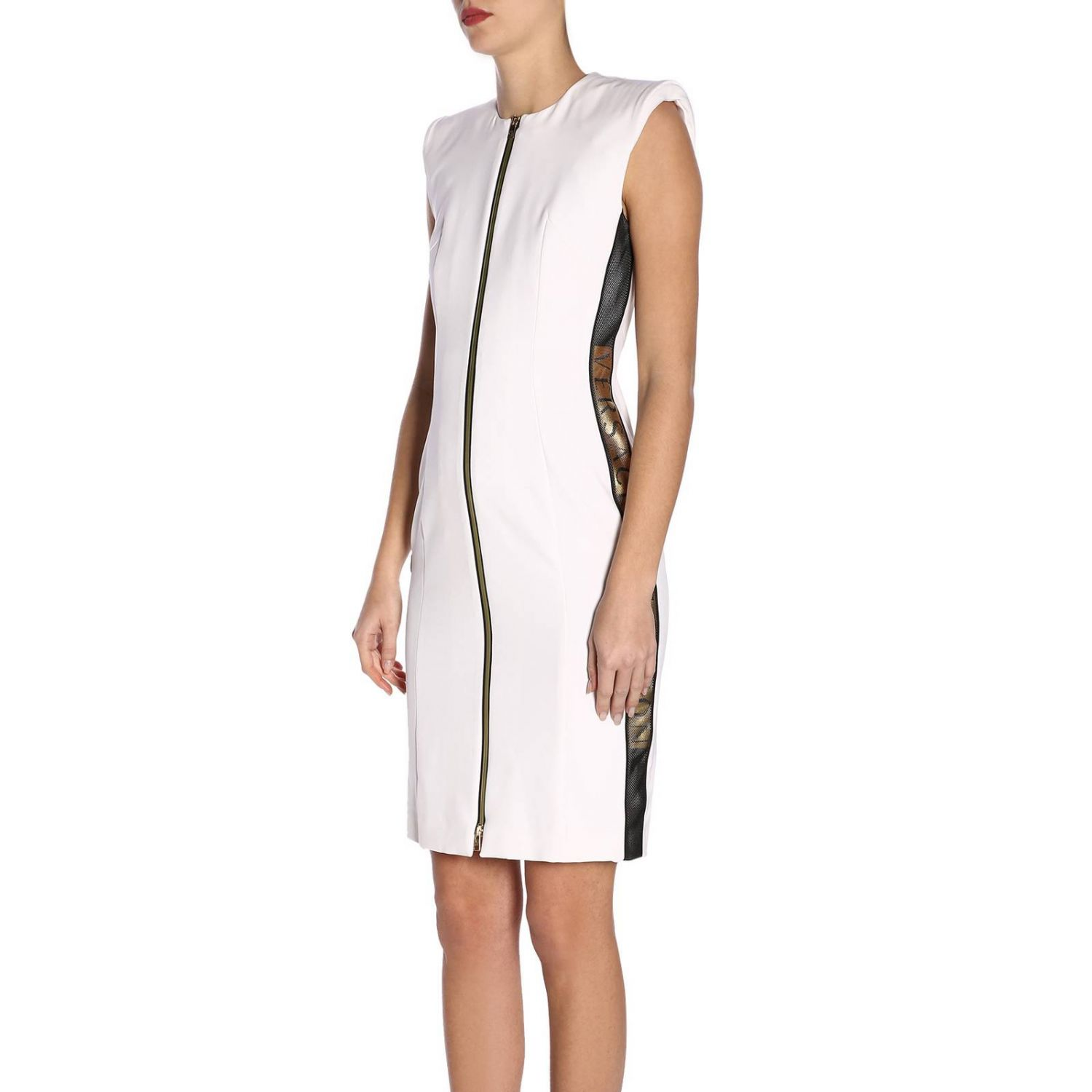 Dress women Versace Collection white 2