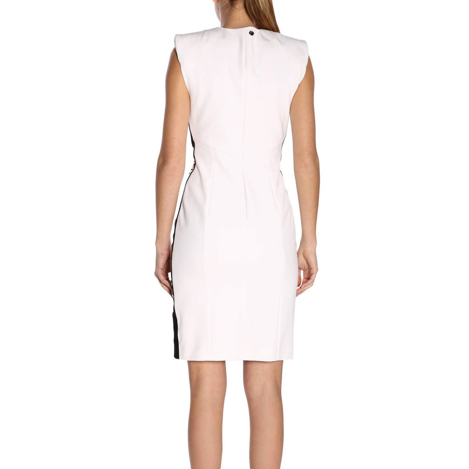 Dress women Versace Collection white 3