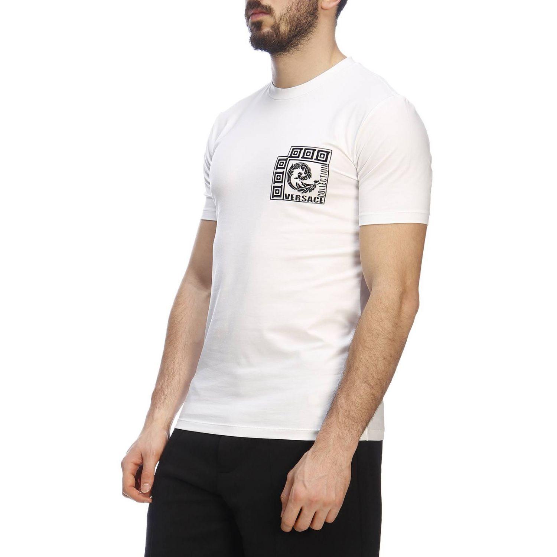 Футболка Мужское Versace Collection белый 2