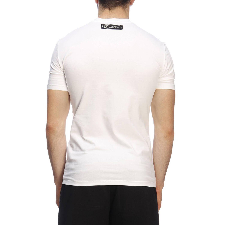 Футболка Мужское Versace Collection белый 3