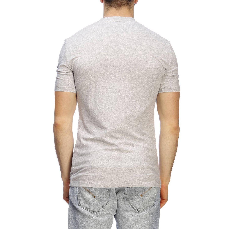 T-shirt men Versace Collection grey 3