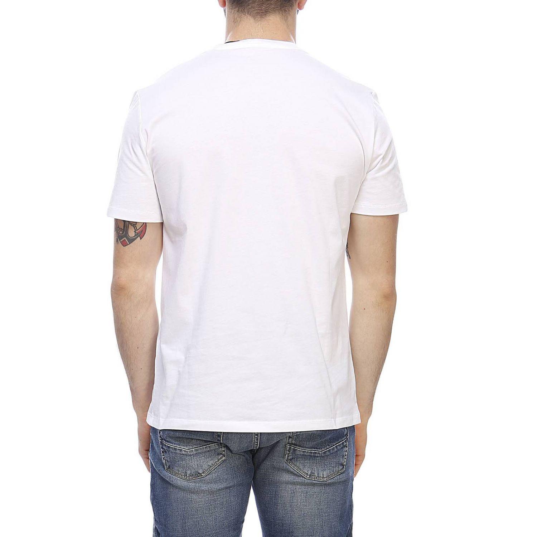 T-shirt men Versace Collection white 3