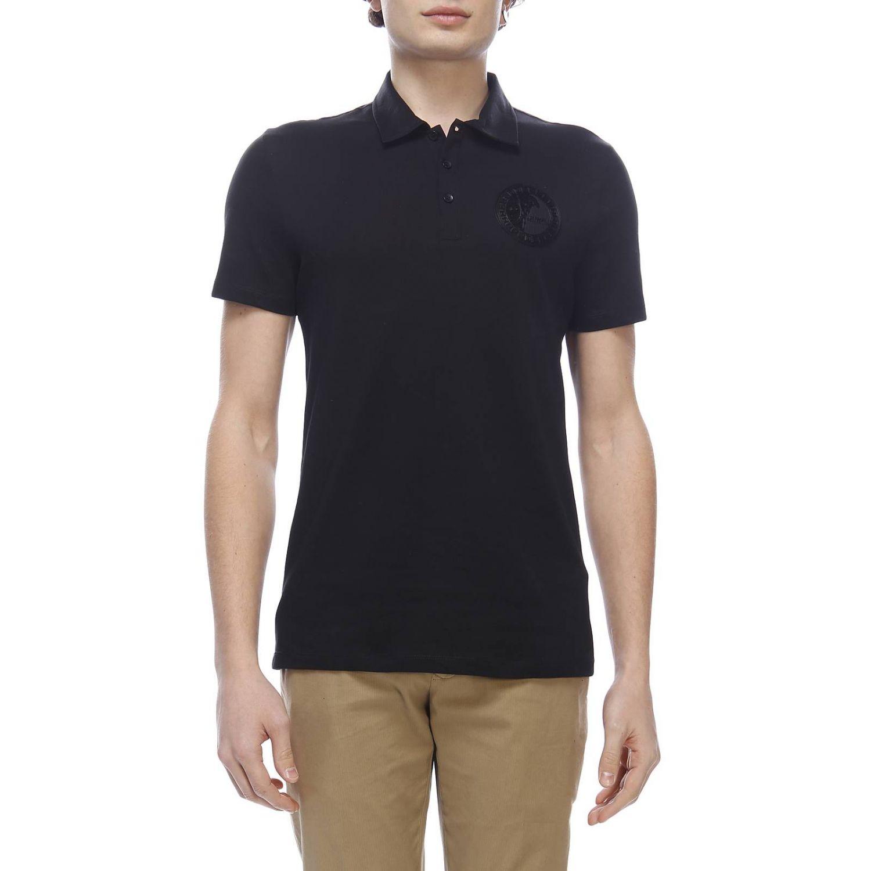T-shirt men Versace Collection black 1