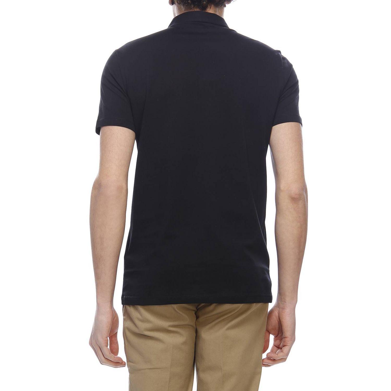 T-shirt men Versace Collection black 3
