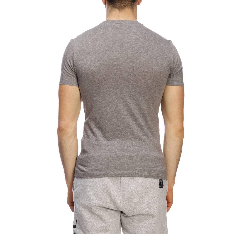 T-shirt men Versace grey 3