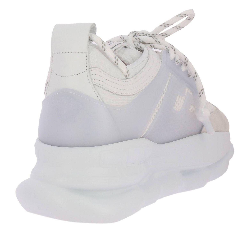 鞋 男士 Versace 白色 4