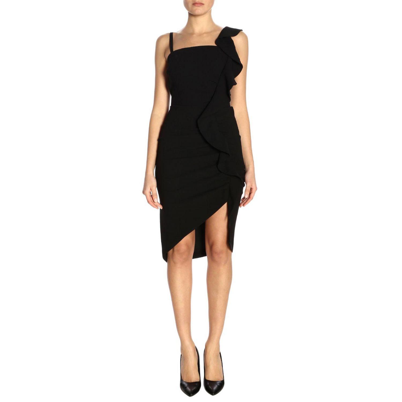 Robes femme Pinko noir 1
