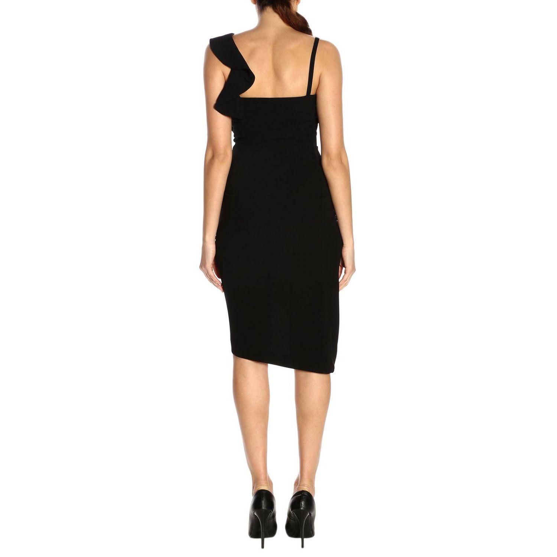 Robes femme Pinko noir 3