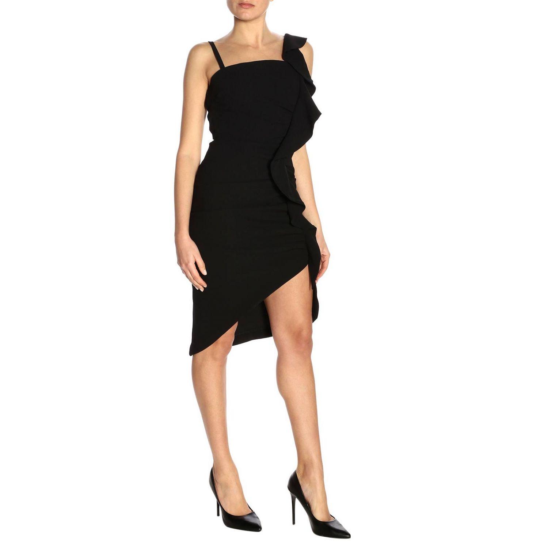 Robes femme Pinko noir 4