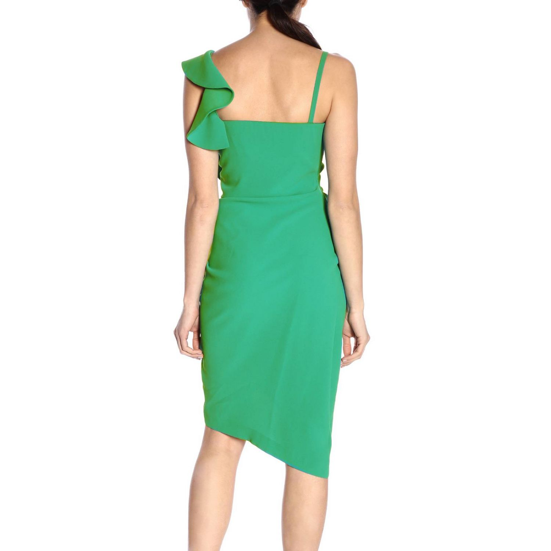 Vestido Pinko: Vestido mujer Pinko verde 3