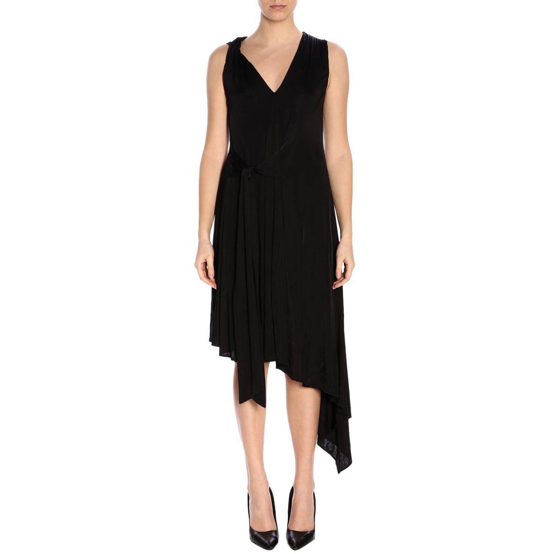 Dress women Pinko black 1