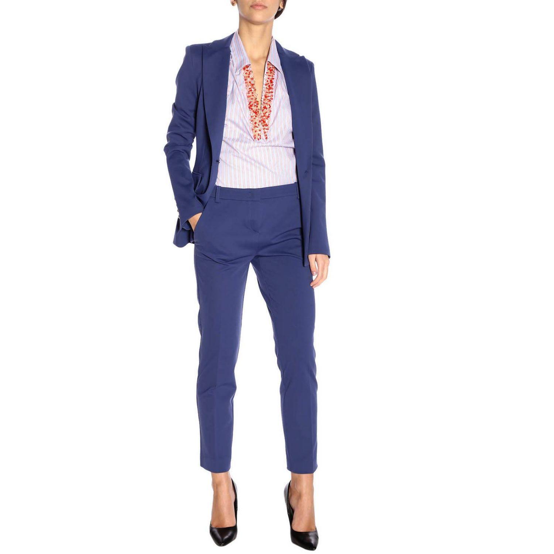 Blazer Pinko: Blazer women Pinko navy 4