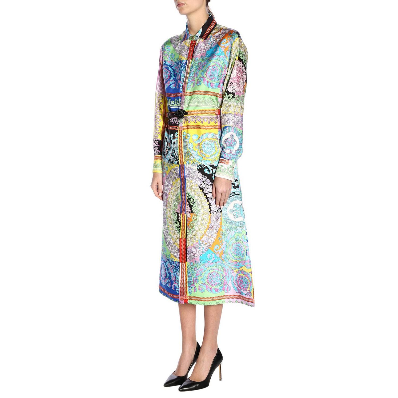 Robes femme Versace multicolore 2