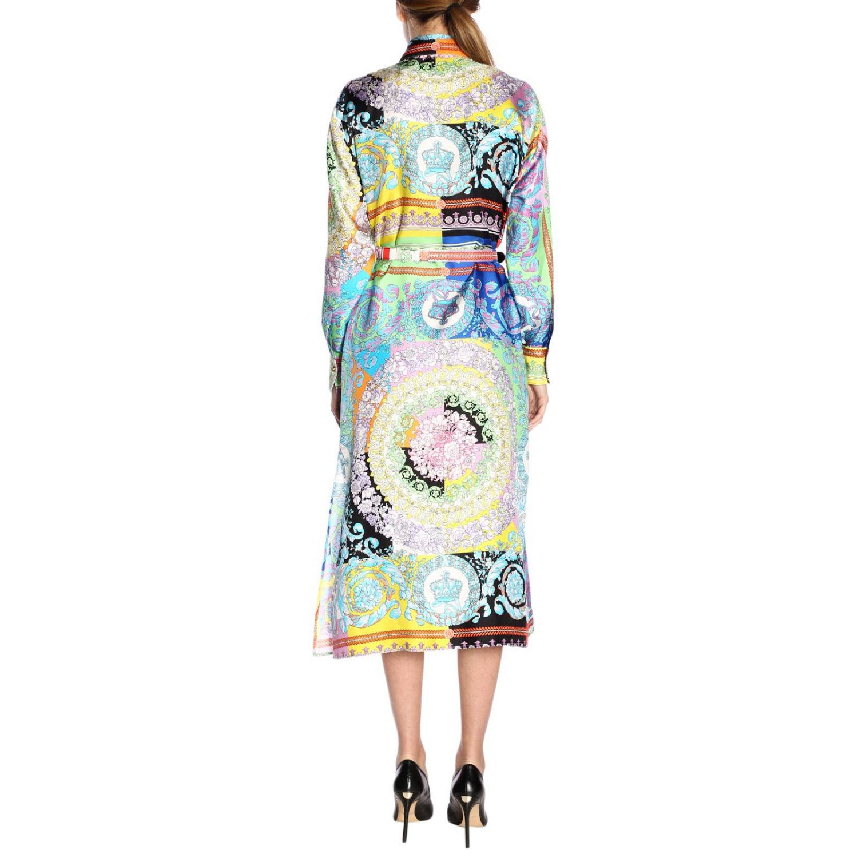 Robes femme Versace multicolore 3