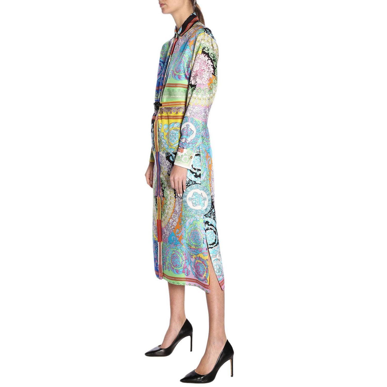 Robes femme Versace multicolore 5