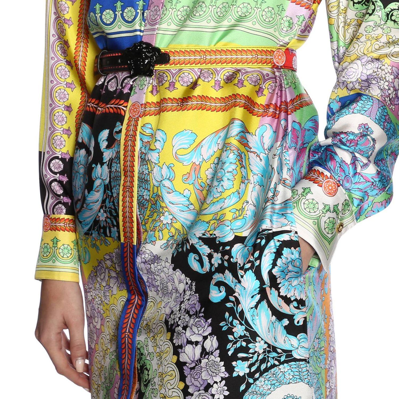 Dress women Versace multicolor 6
