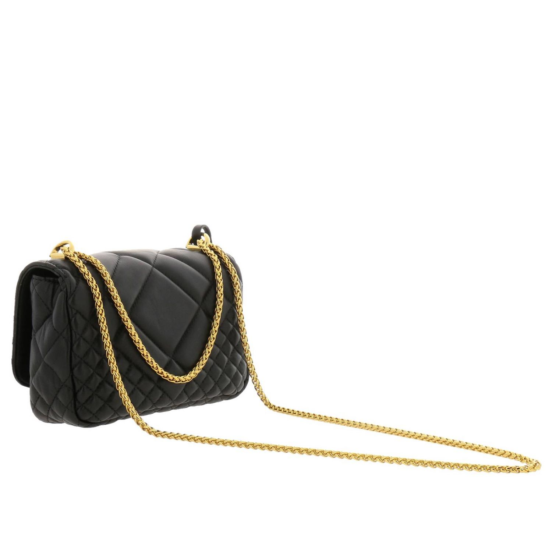 Shoulder bag women Versace black 3