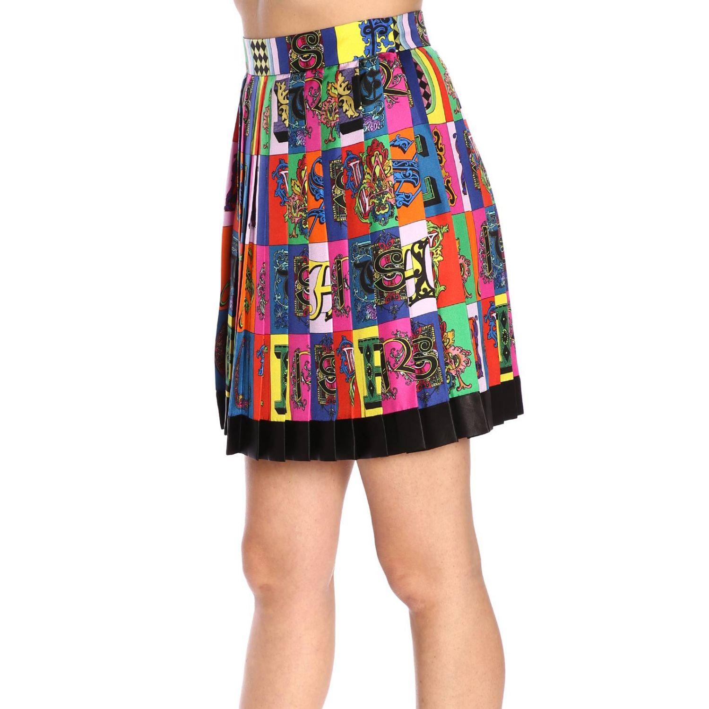 Skirt women Versace multicolor 2