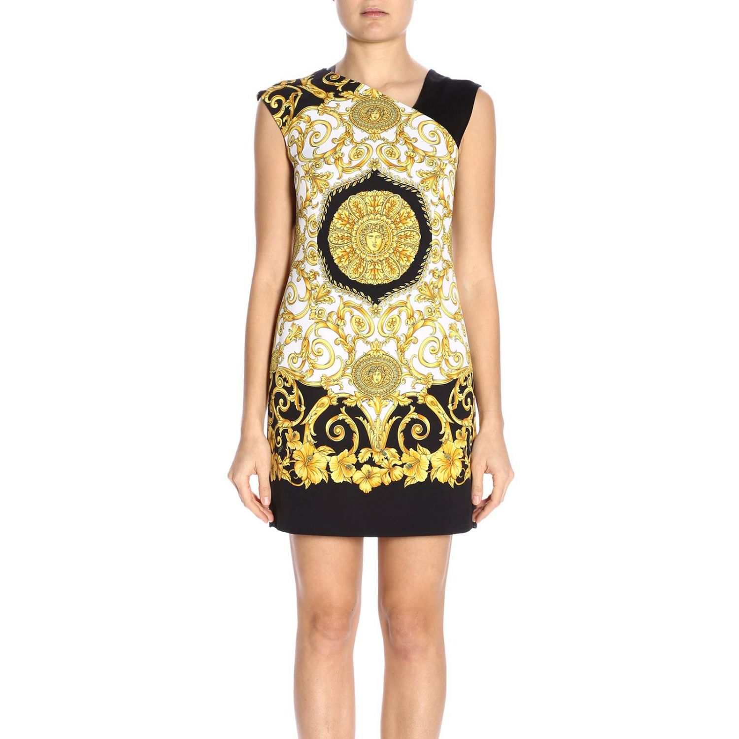 Dress women Versace multicolor 1
