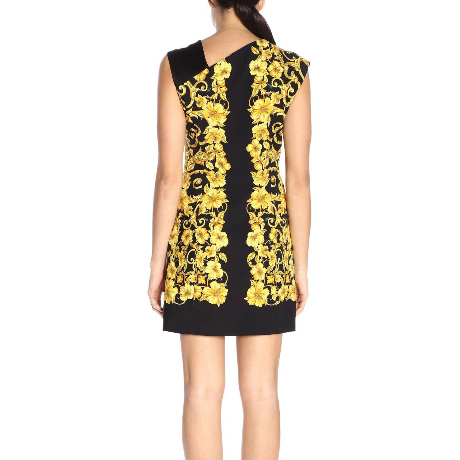 Dress women Versace multicolor 3