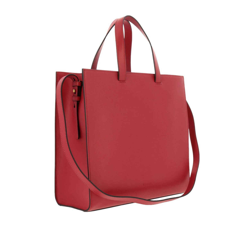 Shoulder bag women Versace red 3