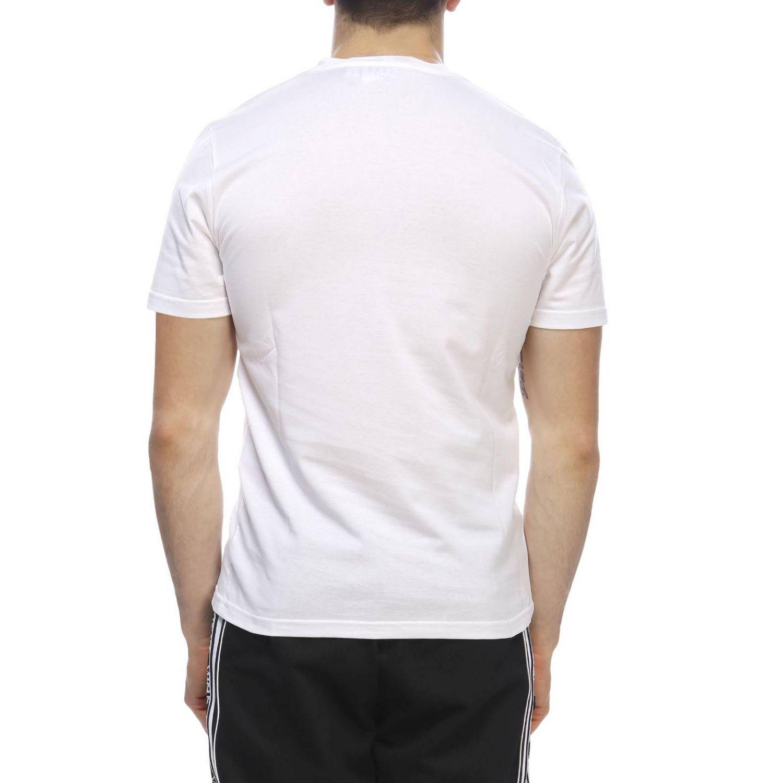 T-shirt men Versus white 3